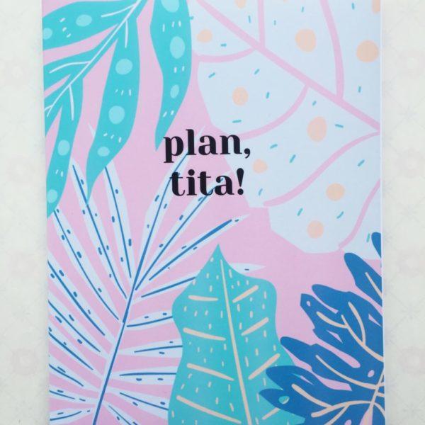Plan, Tita (Weekly Planner)