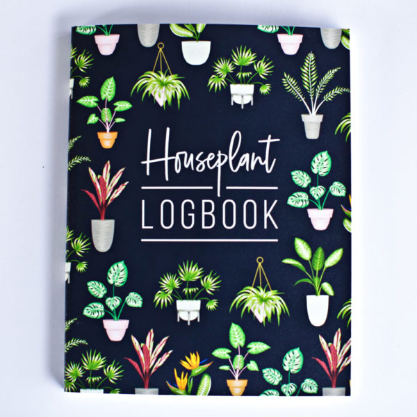 Houseplant Logbook