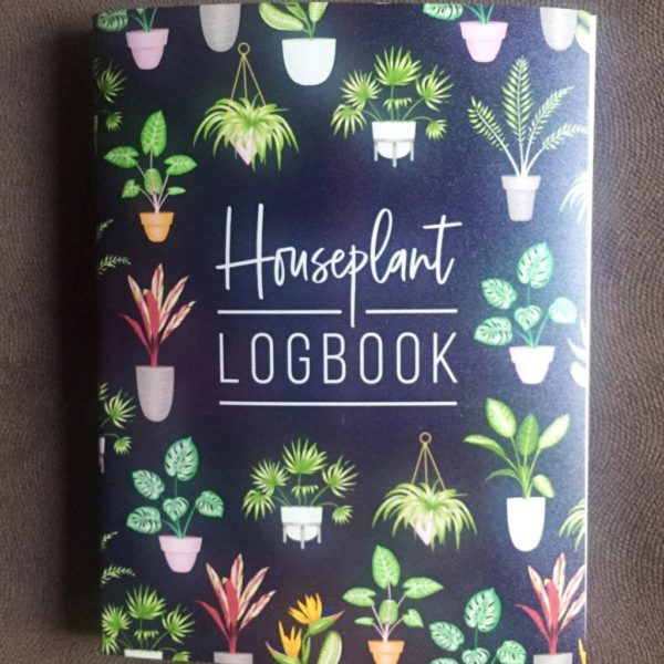 Houseplant Logbook