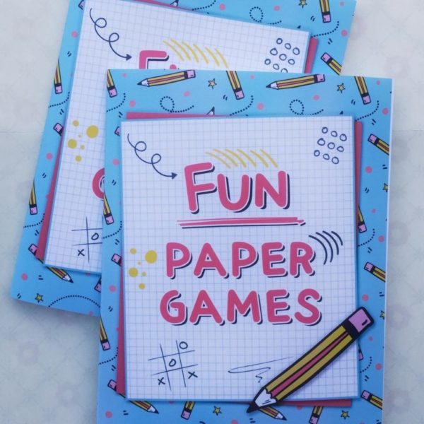 Fun Paper Games