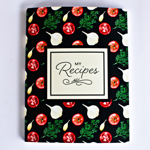 Recipe Book Too