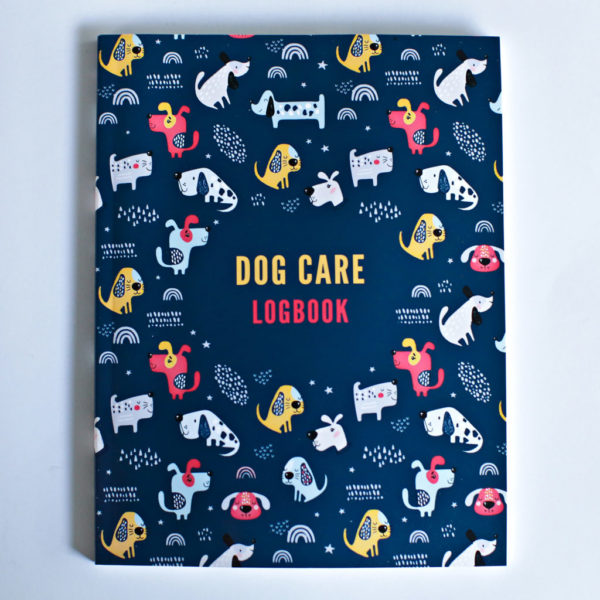 Dog Care Logbook