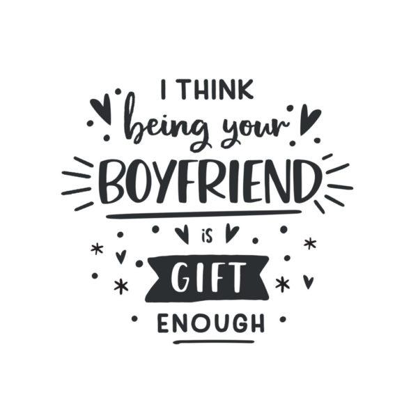 gift boyfriend