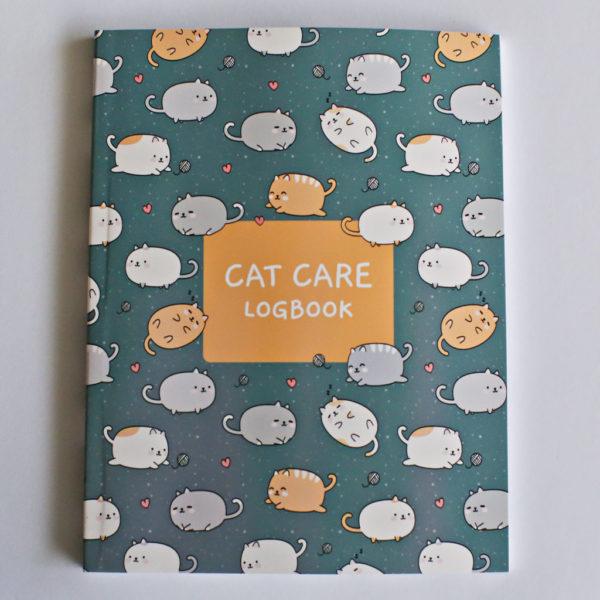 Cat Care Logbook